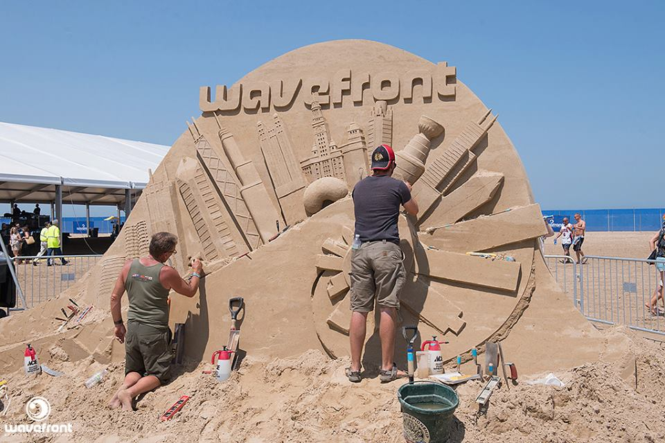Wavefront Music Festival 2013 Photo by Ruben Roche