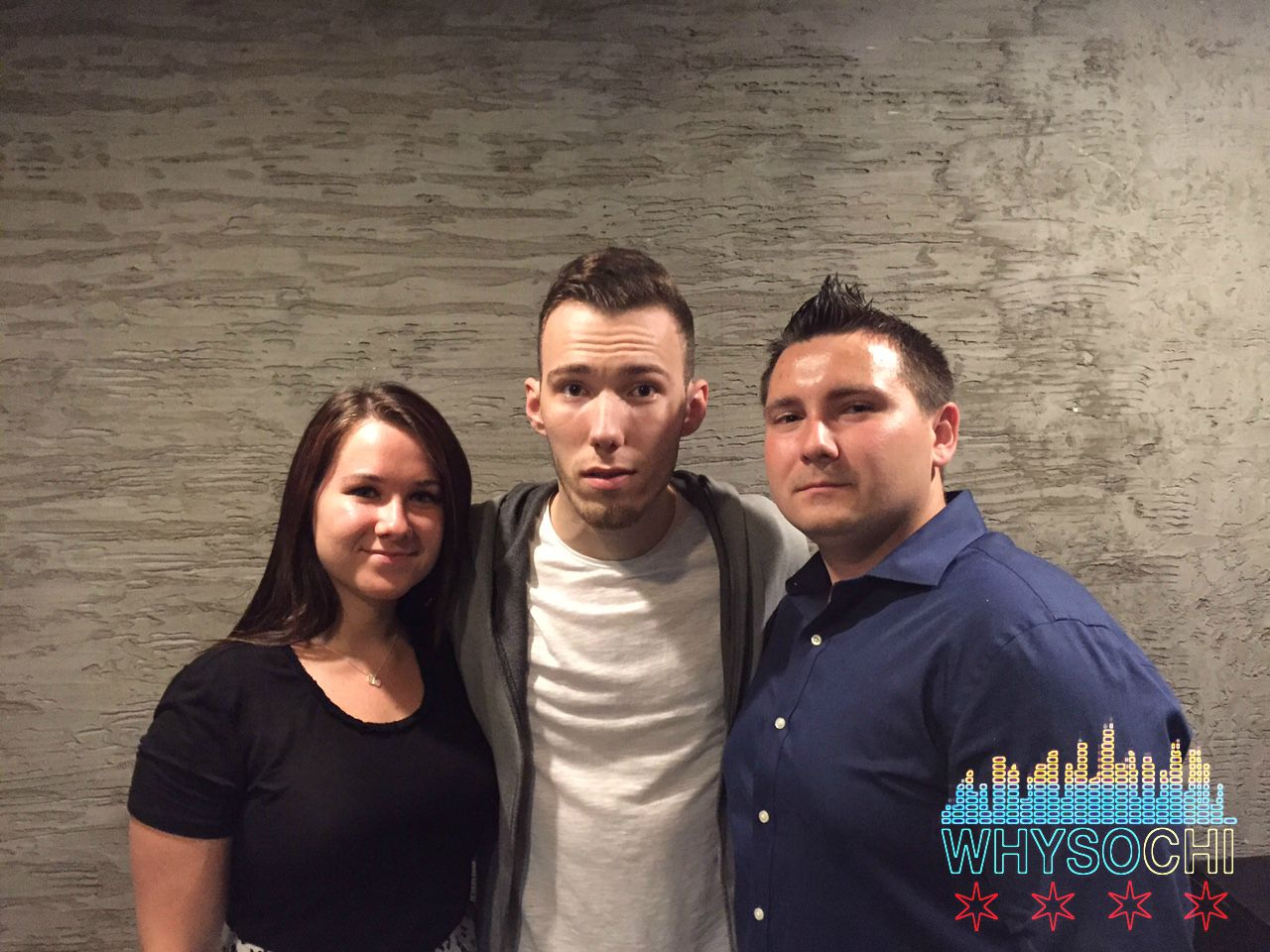 Tom Swoon With WhySoChi