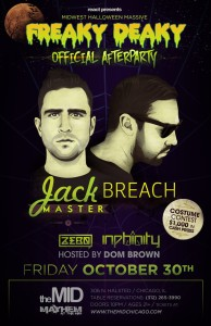 jackmaster - breach - freaky deaky after party