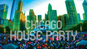 Chicago House Party Banner