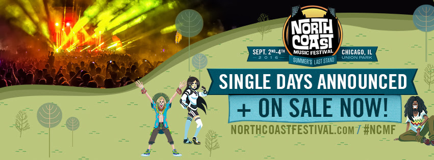 North Coast Daily Lineup Banner